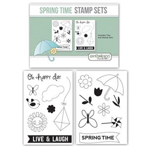 Picture of Spring Time Stamp Set